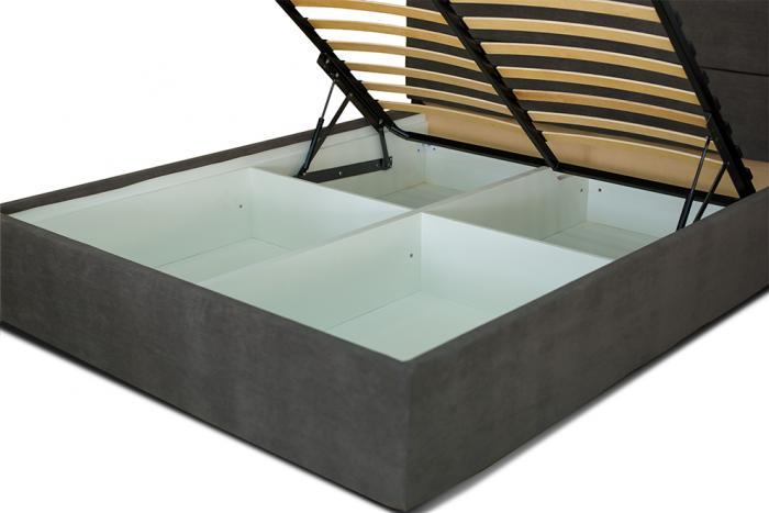 Кровать СОтА-Premium Полосы+К (1400,1600,1800х2000)