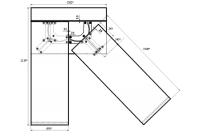 Механизм поворота П-90