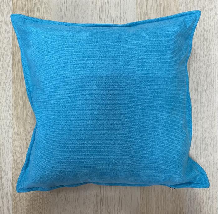 Подушка EASTAR диванная бирюзовая
