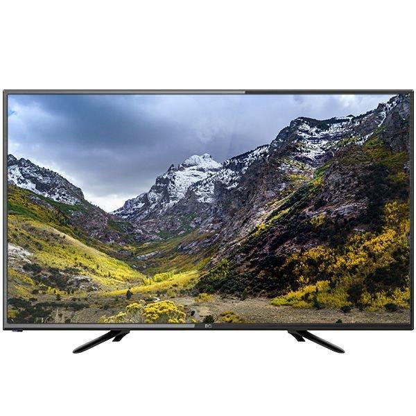 Телевизор BQ 50S01B Black SMART