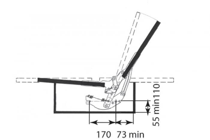 Механизм МТ 3-366