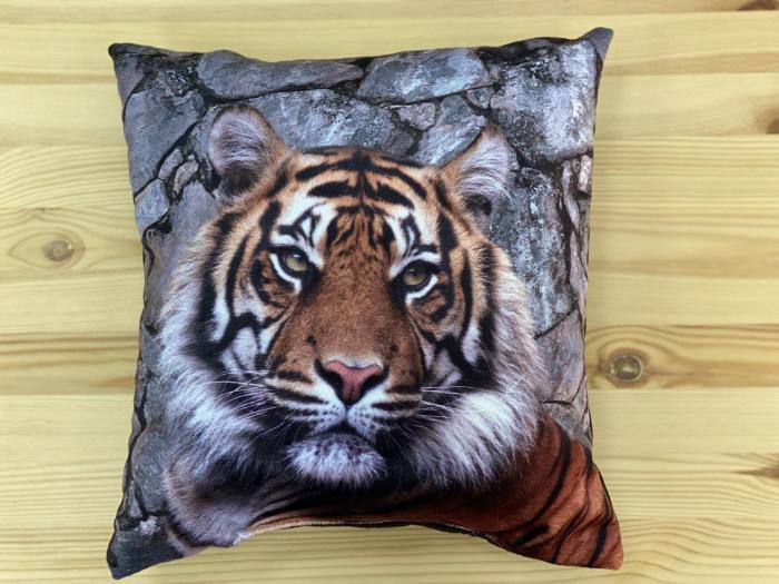 """Декоративная подушка """"Тигр"""""""