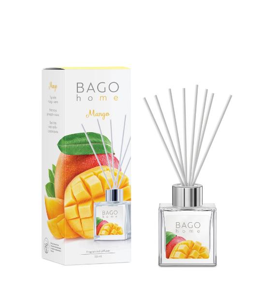 Манго BAGO home ароматический диффузор 50 мл