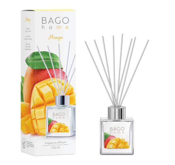 Манго BAGO home ароматический диффузор 100 мл