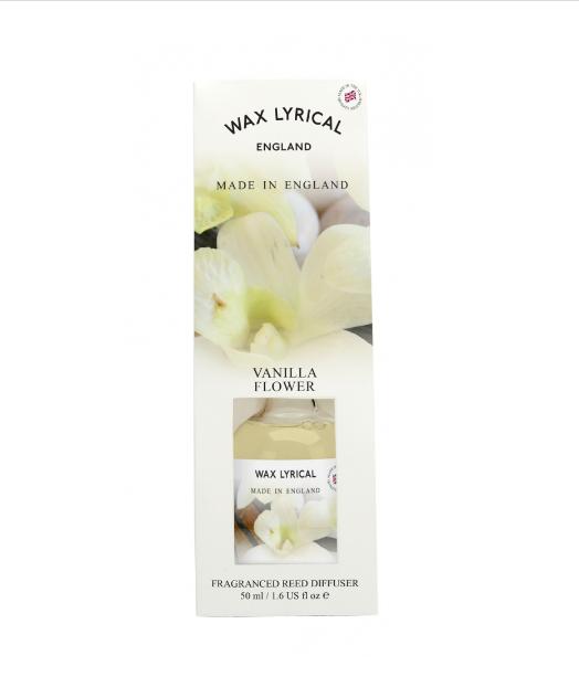 Сливочная ваниль Wax Lyrical ароматический диффузор 50 мл
