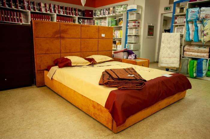 Кровать СОтА-Квадрат (1400х2000)
