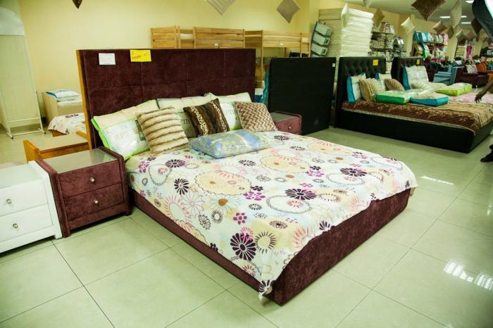 Кровать СОтА-Квадрат (1800х2000)