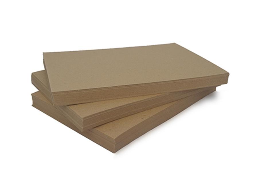 Переплетенный картон
